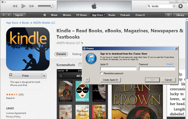 kindle app for iphone ipad singapore 115