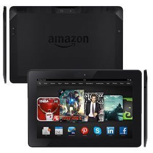 Buying Kindle Fire HDX in Singapore