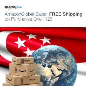 Amazon Singapore – Get Free Shipping to Singapore
