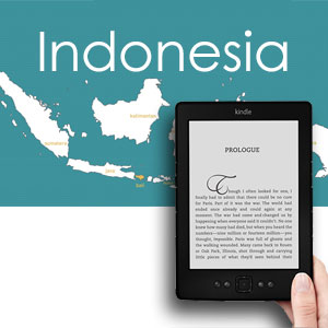 Buy Amazon Kindle Fire HDX and Paperwhite Kindle in Indonesia