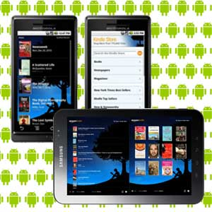 Kindle App For Android in Singapore and Malaysia