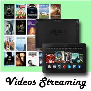 VPN for Kindle Fire HDX in Singapore, Malaysia and Indonesia