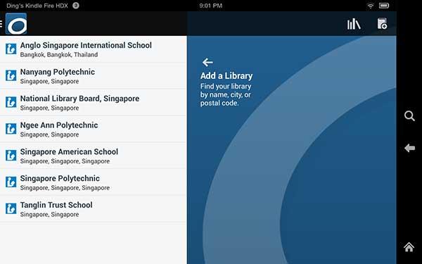 6 NLB Singapore Kindle ebook