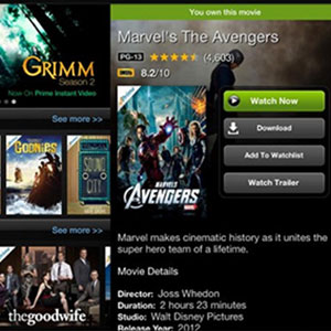 Buy Amazon Prime Instant Video in singapore