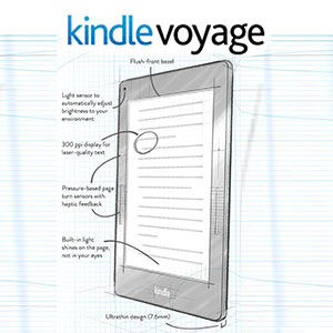 kindle-voyage-specifications