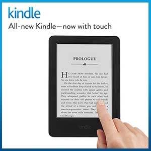 Amazon Kindle Paperwhite vs Kindle Touch Basic 2014 Singapore