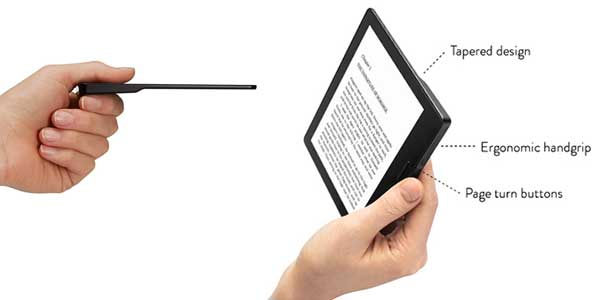 kindle-oasis-feature-ergonomic-design