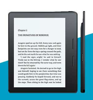 buy Amazon kindle-oasis-singapore